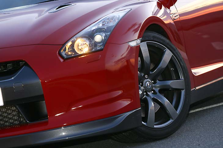 Nissan GT-R, al detalle