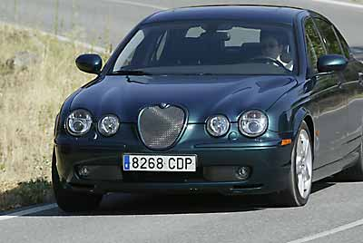 Jaguar S-Type V8 R
