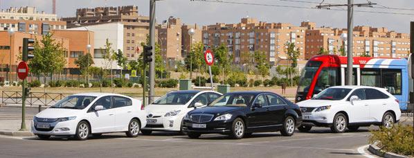 Los coches ecológicos no nos motivan