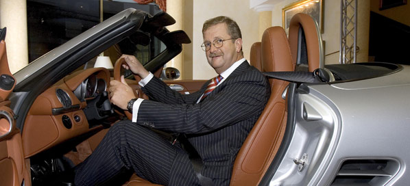 Porsche, investigada en Alemania