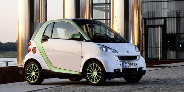 Smart ForTwo eléctrico