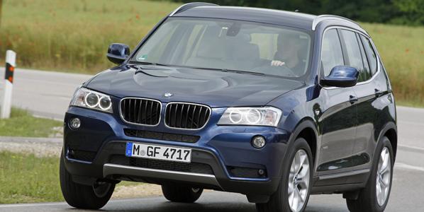 Nuevo BMW X3 sDrive18d, versión de acceso