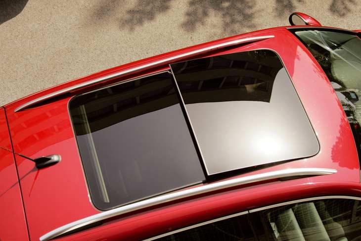VW Tiguan: exteriores