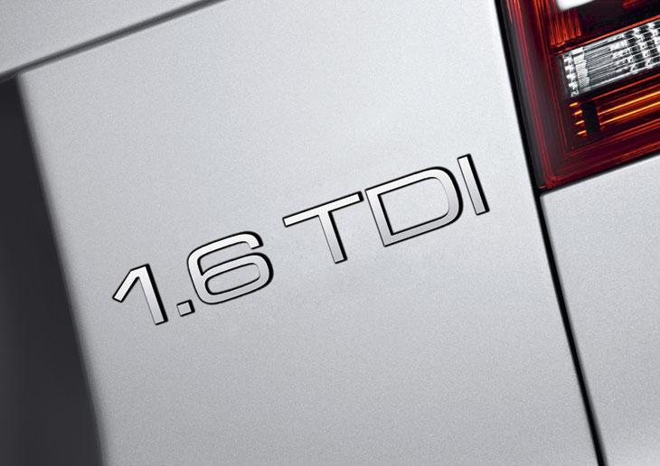 Nuevo Audi A13 1.6 TDI