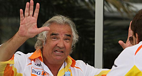 F1: Briatore sancionado de por vida