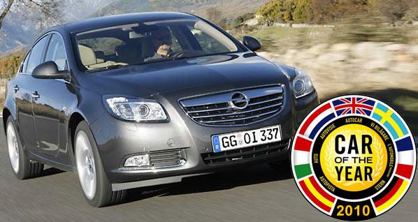¿Cuál será el Car of the Year 2010?