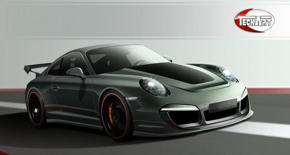 TechArt, con el Porsche 911