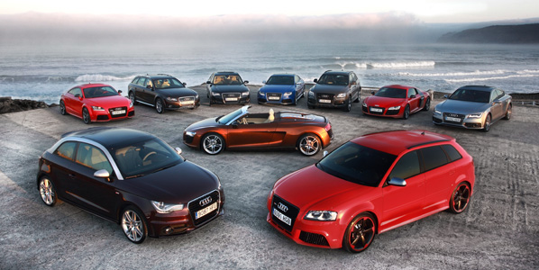 Audi Exclusive: convierte tu Audi en único