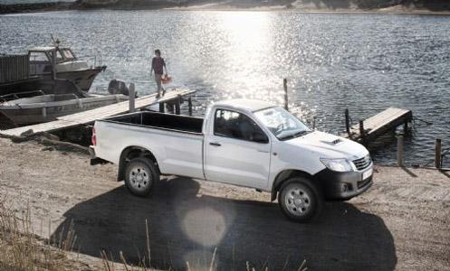 Toyota Hilux 2012.