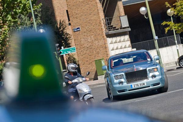 Rolls Royce Phantom 102 EX eléctrico