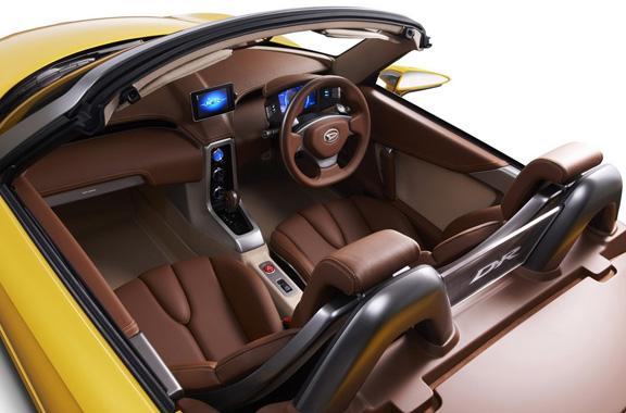Daihatsu D-R y D-X Roadster
