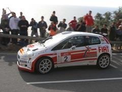 Rallye Costa Brava: Berti rompe, Miguel gana