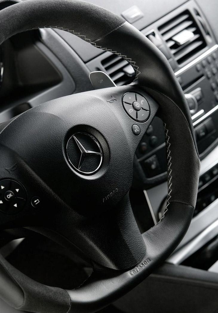 Mercedes-Benz CK63.