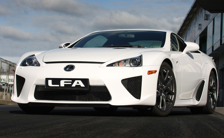 Lexus LF-A 2010
