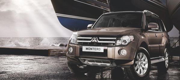Mitsubishi actualiza el Outlander y el Montero