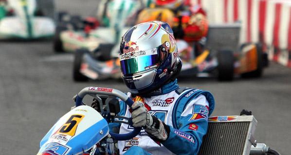 Karting: Victoria de Sainz en Monaco