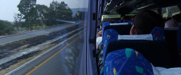 ITV para los cinturones de los autobuses