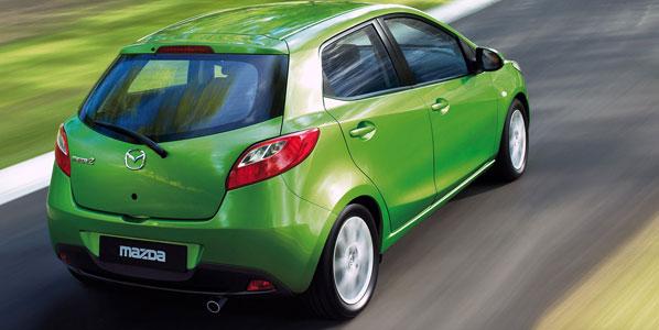 Mazda: 30 kilómetros con un litro de gasolina