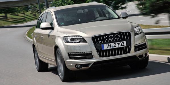 Nuevo Audi Q7 3.0 TDI de 204 CV