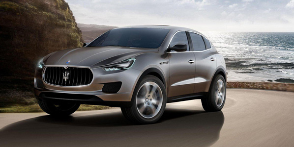Maserati Cinqueporte, ¿el futuro SUV del tridente?