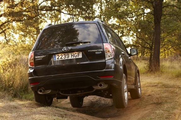 Subaru Forester Boxer Diesel