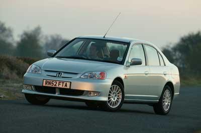 El Civic IMA, apuesta híbrida de Honda