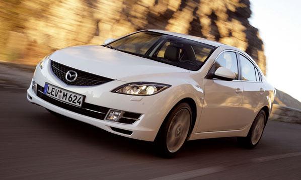 El nuevo Mazda 6, desde 22.900 euros