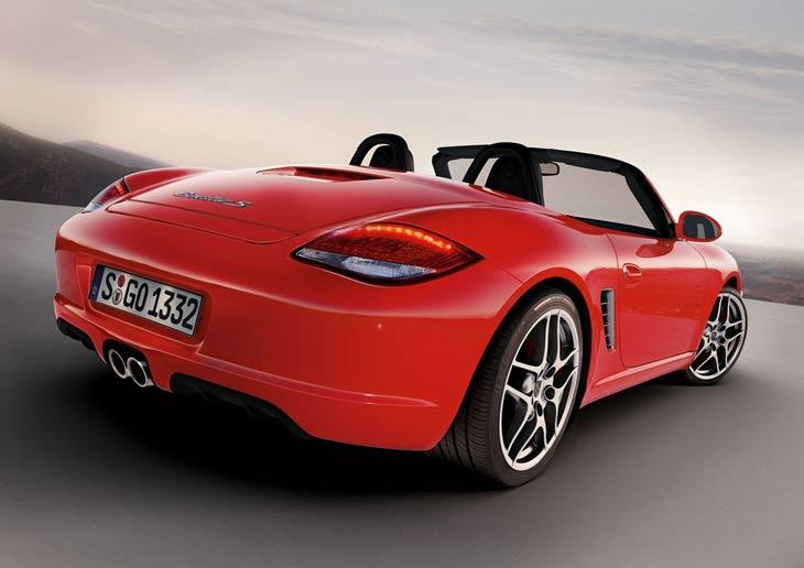 Porsche Boxter 2009