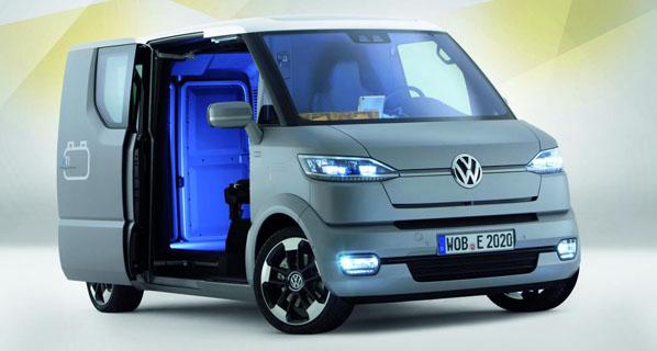 Volkswagen eT Concept: Kitt, te necesito