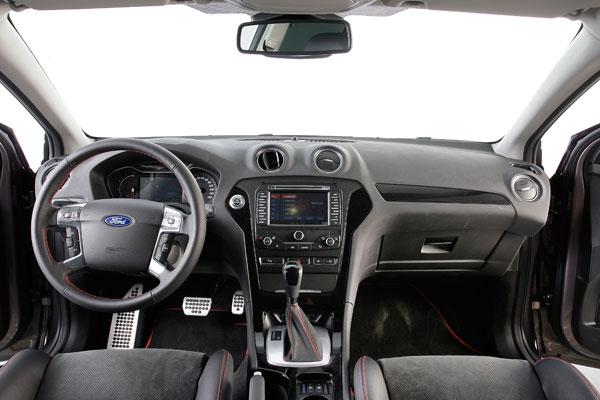 Citroën C5 2.2 HDI Auto Exclusive vs Ford Mondeo 2.2 TDCI Powershift Titanium S
