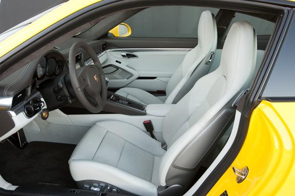 Nuevo Porsche 911, lo probamos