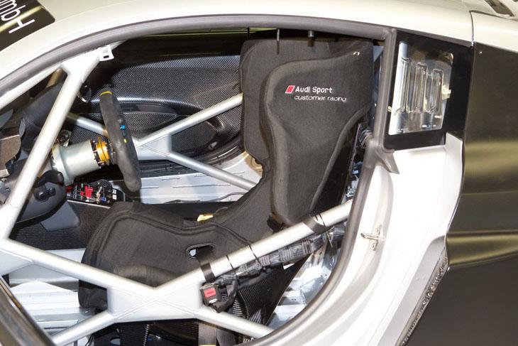 Audi R8 LMS GT3 2012.