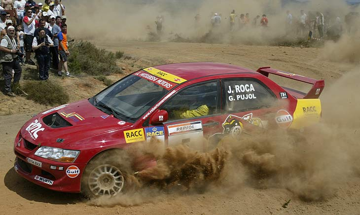 Nacional de Tierra 2005