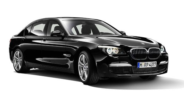 BMW 740i y 740Li