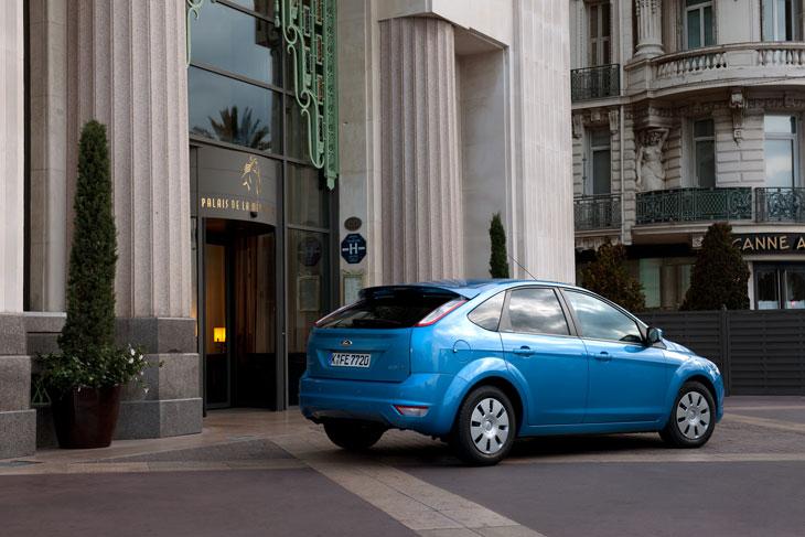 Ford Focus ECOnetic.
