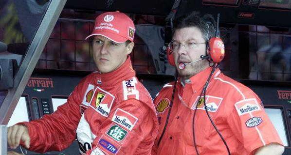 F1: Schumacher, cada vez más cerca