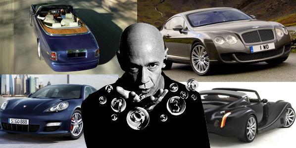 ¿Qué coche comprar si te toca la Loteria?