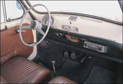 Prueba: Seat 600 E y L