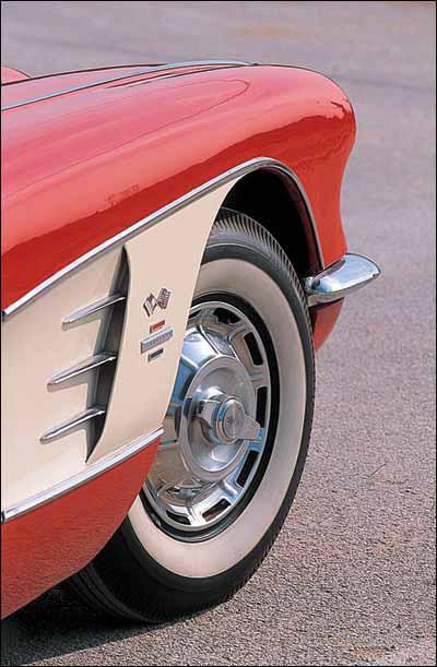 Chevrolet Corvette 1961