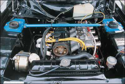 Ford Escort RS 2000 MK 1