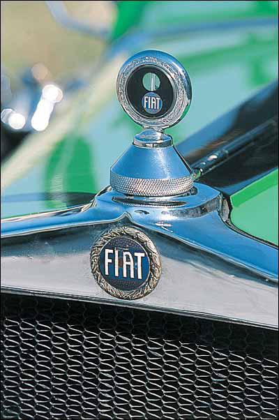Fiat 514 Spider