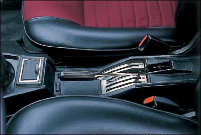 Seat 124 Sport Coupé