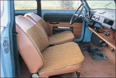 Prueba: Trabant 601 S Kombi