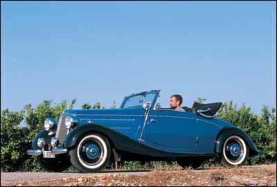 Mercedes-Benz 170 V Cabriolet A 1936