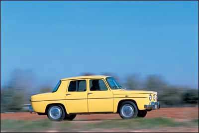 Prueba:Renault 8 TS