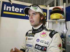 Andy Soucek, en las GP2 Series 2007