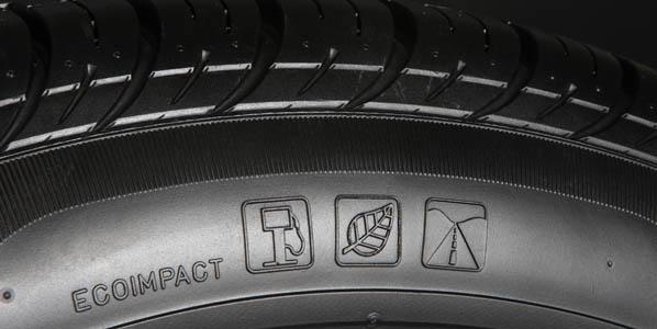 Los neumáticos más verdes