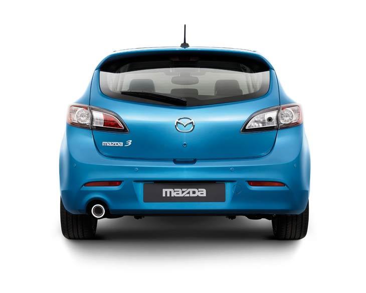 Nuevo Mazda3: diseño y motor