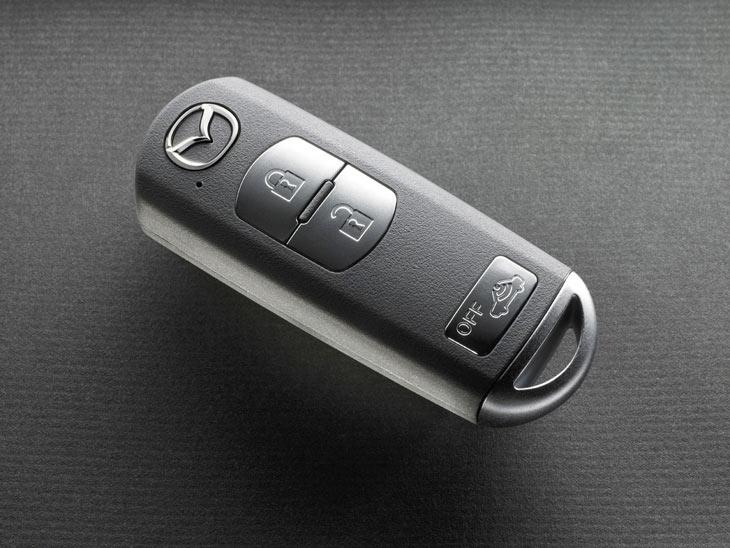 Nuevo Mazda3: habitáculo