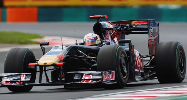 Toro Rosso confirma a Jaime Alguersuari